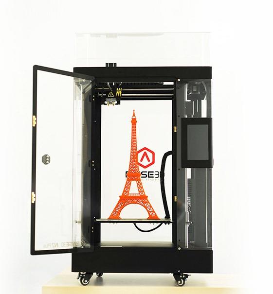 Image of Large 3D Printer (Large-Format / Large-Scale / Large-Volume): Raise3D N2 Plus