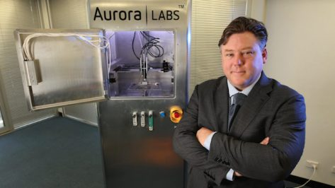 Featured image of Aurora Labs Paves Way for Faster Metal 3D Printing