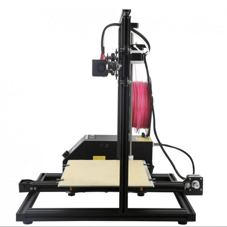 Image of Creality CR-10 Mini: Review the Facts of this 3D Printer: Creality CR-10 Mini: What's Special?
