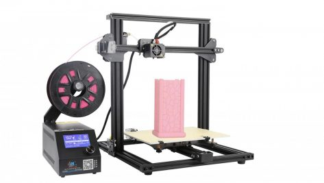 Featured image of 2018 Creality CR-10 Mini – Review the Specs of this 3D Printer