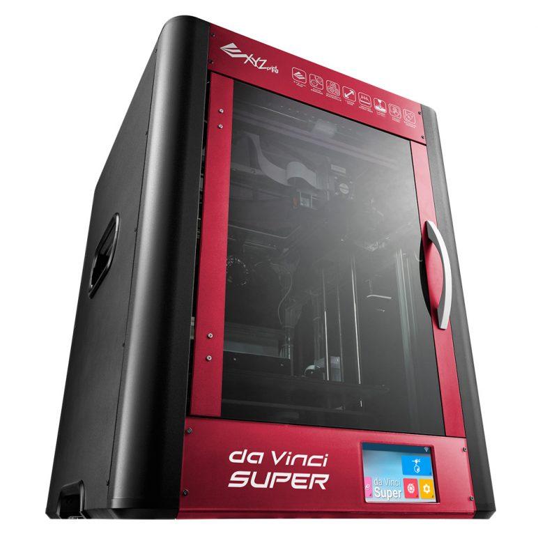 Image of Large 3D Printer (Large-Format / Large-Scale / Large-Volume): XYZprinting da Vinci Super