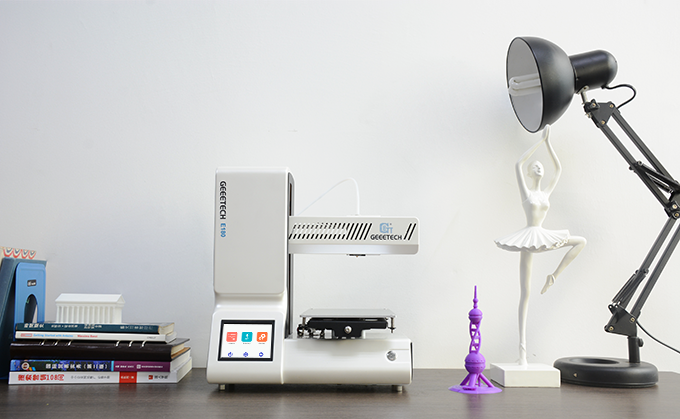 Image of Geeetech E180 3D Printer: Review the Facts: Tech Specs