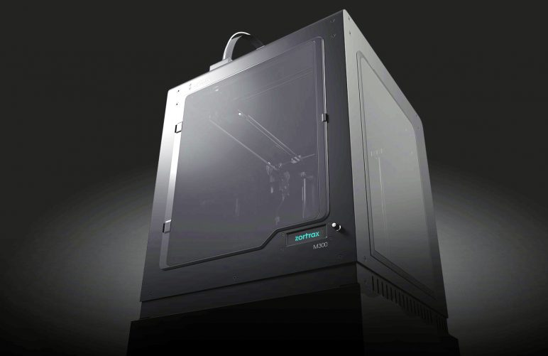 Image of Large 3D Printer: Zortrax M300
