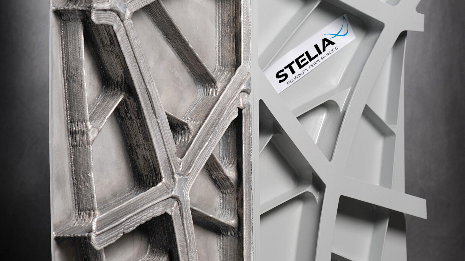 Stelia Aerospace Demos Cheap, Light and Strong Aircraft Fuselage Using WAAM | All3DP