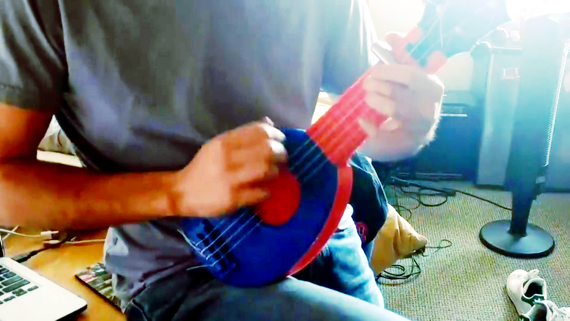UCLA Students Plan to Educate Kids with 3D Printed Ukuleles | All3DP