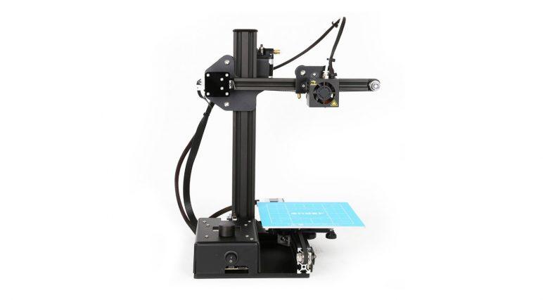 Image of Cheap DIY 3D Printer Kit: Creality Ender 2