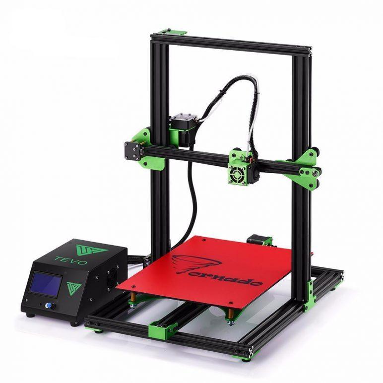 Image of Imprimante 3D TEVO Tornado: les points-clés: Fiche technique