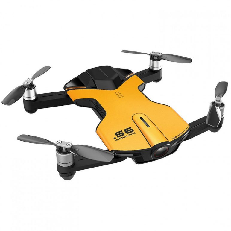 Image of Mini Drone / Micro Drone: Wingsland S6