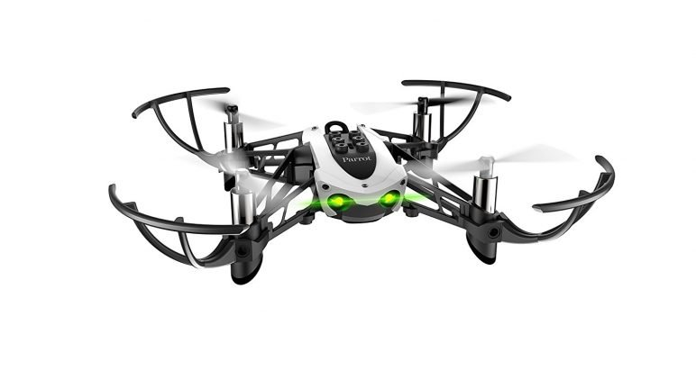 Image of Mini Drone / Micro Drone: Parrot Mambo Fly