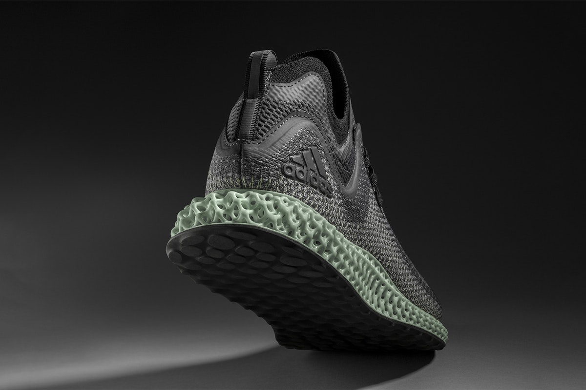the best attitude 46b35 a6d97 Carbon and adidas Run 3D Printing Innovation with AlphaEDGE 4D LTD Footwear