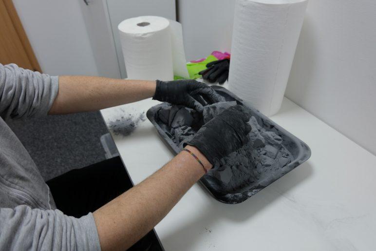 Image of Sinterit Lisa 3D Printer Review: Post-Processing