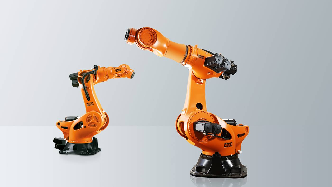 KUKA Uses MakerBot 3D Printers to Build Robotic Arms | All3DP