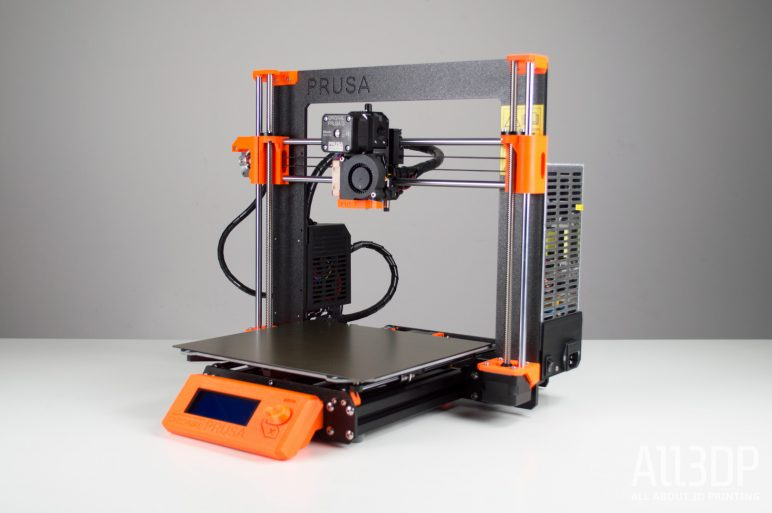 Image of Avis et test de l'Original Prusa i3 MK3: L'imprimante 3D en détail
