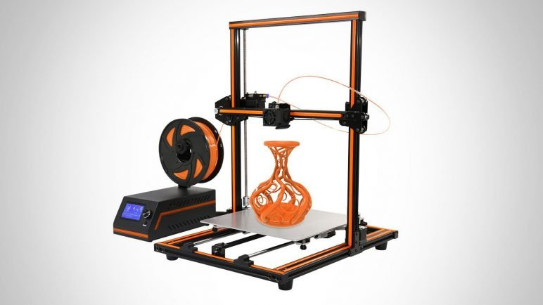 Image of Best Cheap 3D Printer Priced Under $500: Anet E12