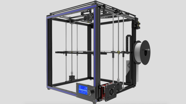 Featured image of 2018 Tronxy X5S – Review the Specs of This 3D Printer
