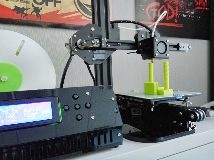 Image of Tronxy X1 3D Printer: Review the Facts: Review the Specs