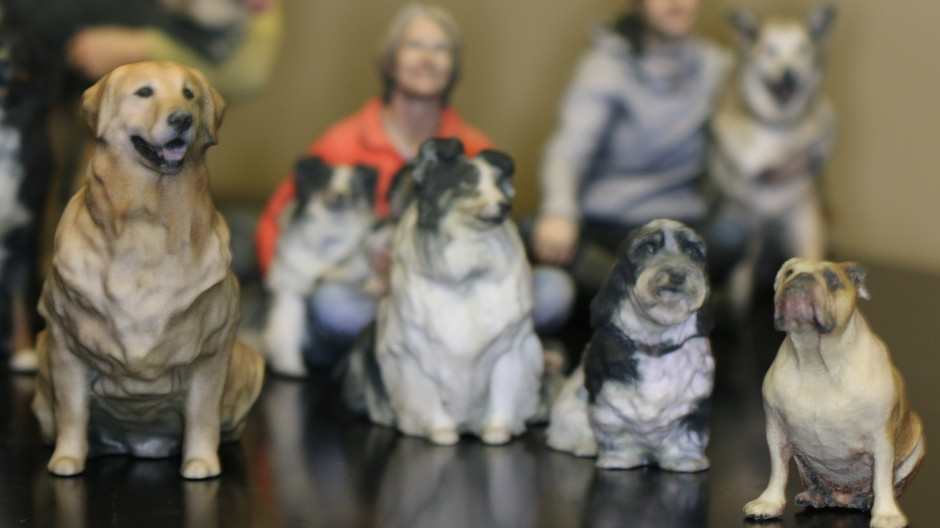 Immortalize Your Pooch: New Startup Offers 3D Printed Pet Figurines | All3DP