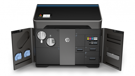 Featured image of New HP Jet Fusion 300 / 500 Series With Full Color 3D Printing