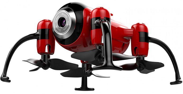 Image of Mini Drone / Micro Drone: Kolibri Torpedo Micro