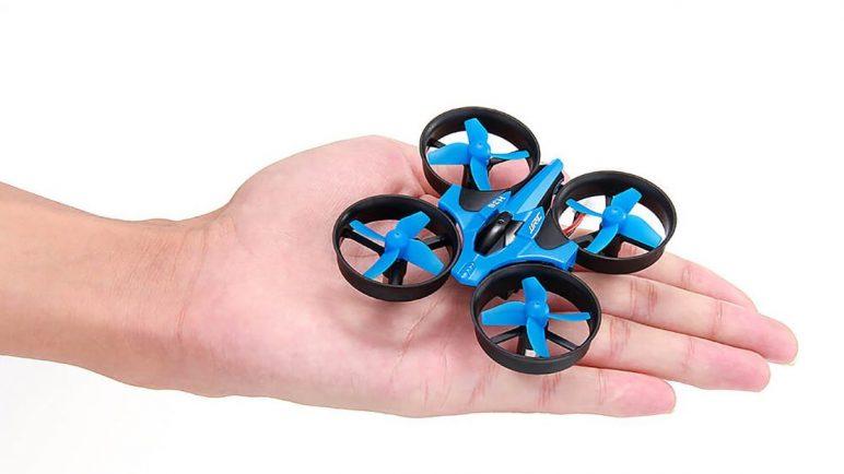 Image of Mini Drone / Micro Drone: JJRC H36