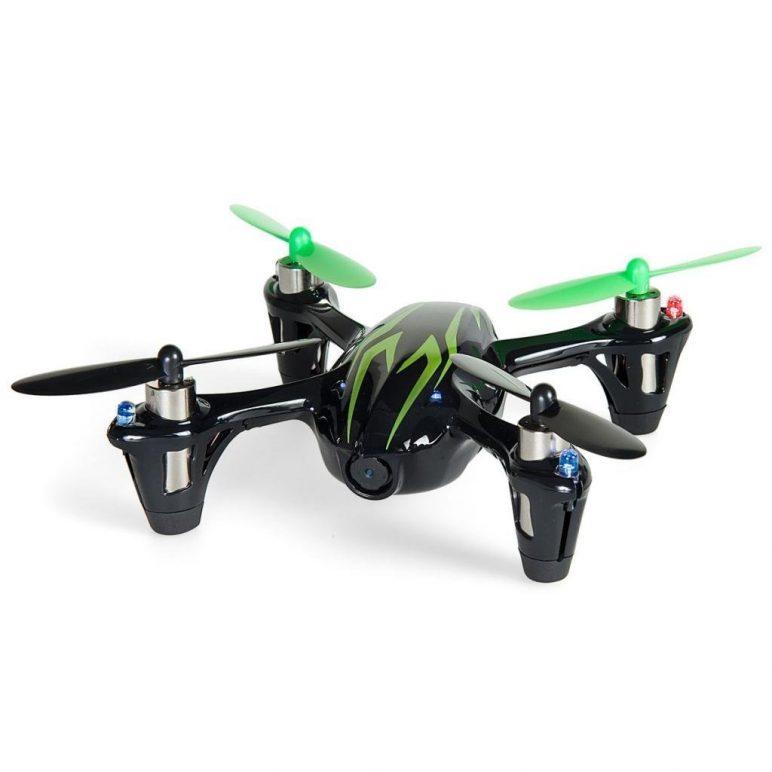 Image of Mini Drone / Micro Drone: Hubsan X4 H107C Micro