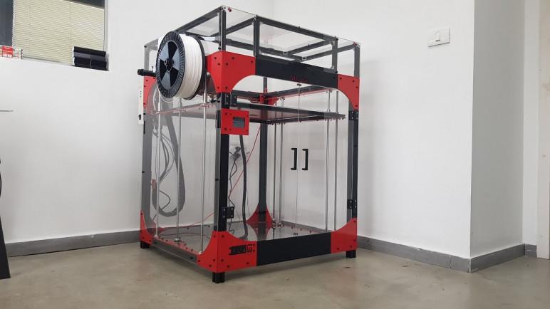 Image of Large 3D Printer (Large-Format / Large-Scale / Large-Volume): Modix Big 60