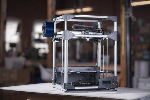 Image of Large 3D Printer (Large-Format / Large-Scale / Large-Volume): Folger Tech FT-5 R2