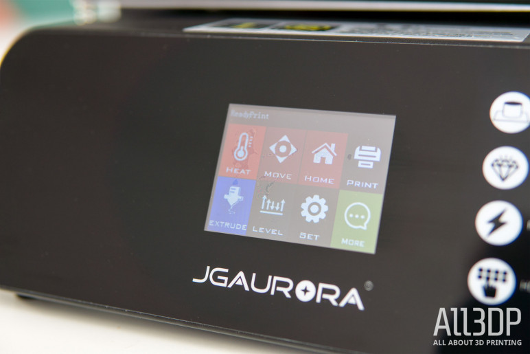 Image of JGAurora A5 Review: Features
