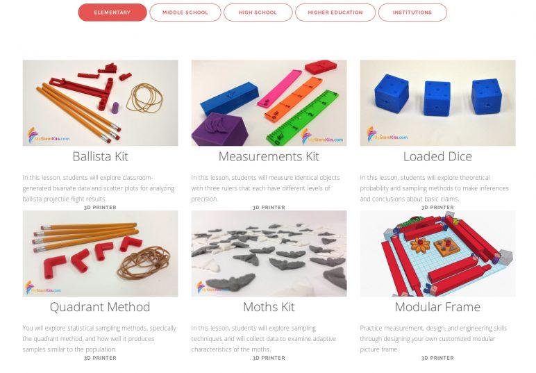 Image of Archivos STL gratis y diseños 3D / modelos 3D para imprimir: Dremel Lesson Plans