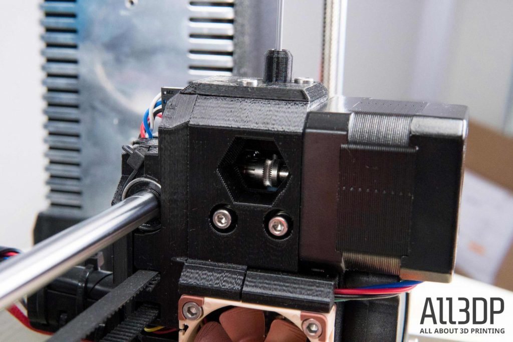 3d printer extruder guide direct drive