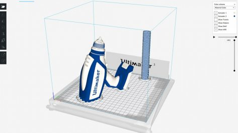 Featured image of Ultimaker Releases New and Improved Cura 3.3 Beta