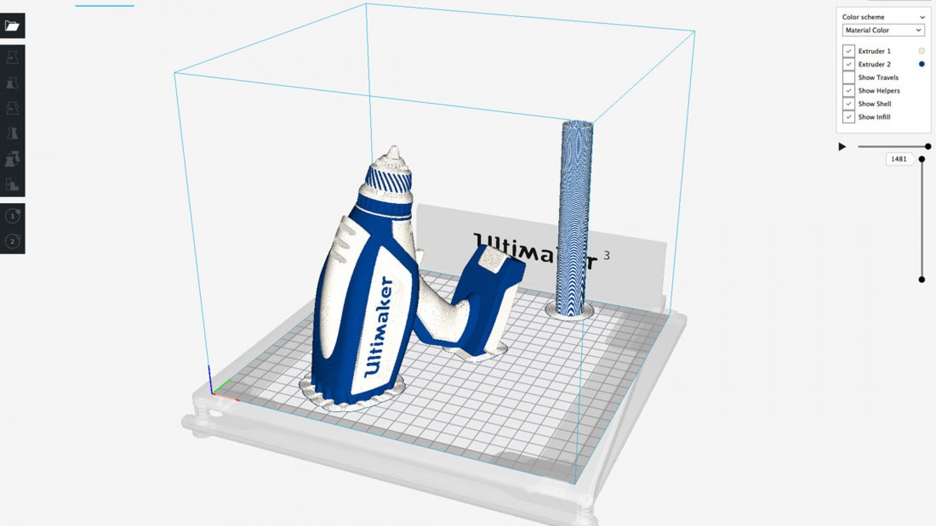Ultimaker Releases New and Improved Cura 3.3 Beta | All3DP