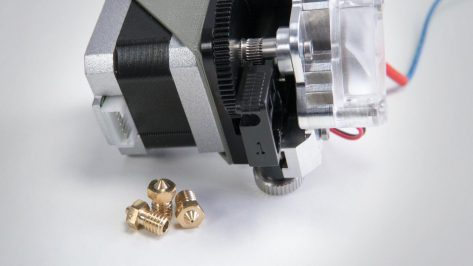 Featured image of 2019 3D Printer Extruder Guide – All You Need to Know