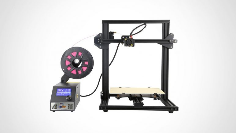 Image of Best Cheap 3D Printer Priced Under $500: Creality CR-10 Mini
