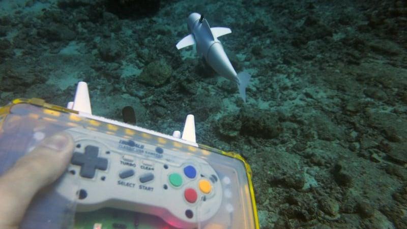 CSAIL Developed SoFi the Soft Robotic Fish using 3D Printing | All3DP