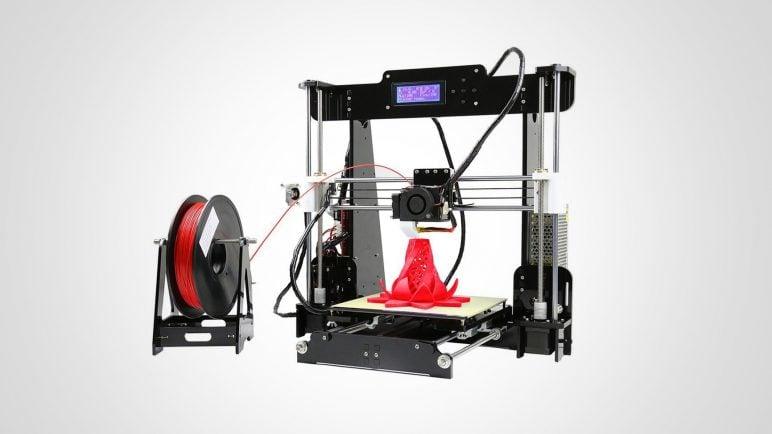 Image of Anet A8: Der beliebteste 3D-Drucker