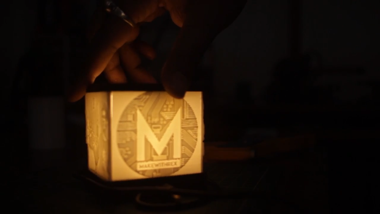 [Project] Brighten Memories with the 3D Printed Lithophane Lamp | All3DP