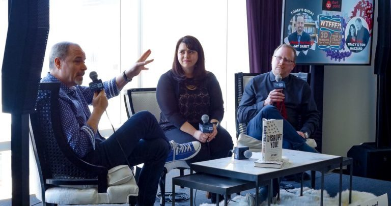 Image of SXSW 2018: WTFFF?! 3D Printing Podcast
