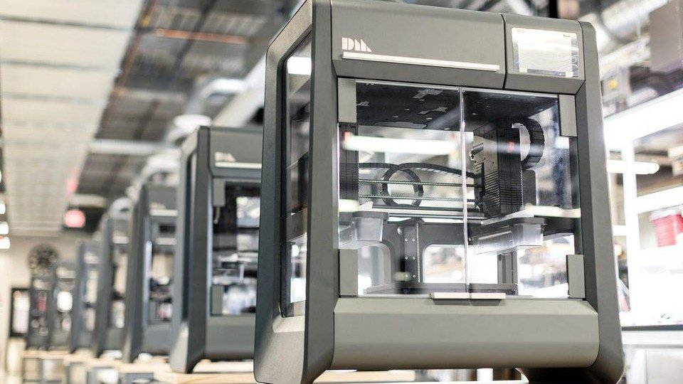 Desktop Metal Raises $65 Million in Funding From Ford Motor Company | All3DP