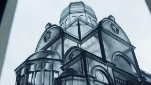 Featured image of Stunning 3D Printed Cathedral of St James in Transparent Resin