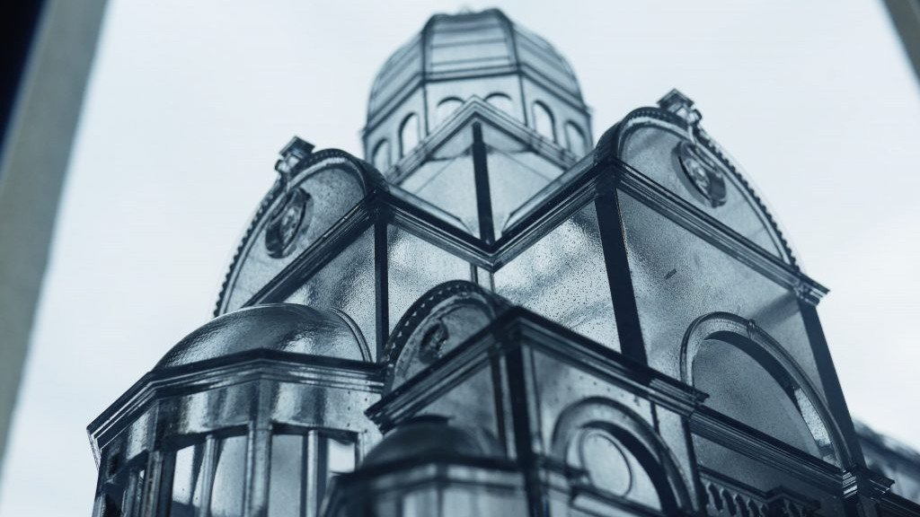 Stunning 3D Printed Cathedral of St James in Transparent Resin | All3DP