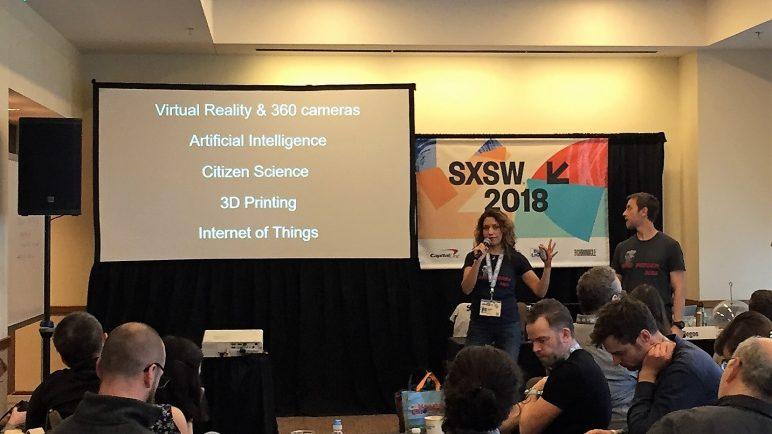 Image of SXSW 2018: STEM3000