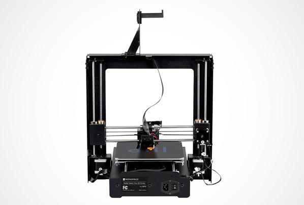 Image of Monoprice Maker Select Plus – Review the Specs: Price & Features
