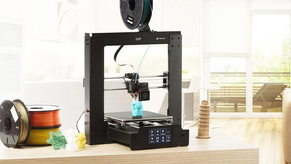 Image of Best Cheap 3D Printer Priced Under $500: Monoprice Maker Select Plus