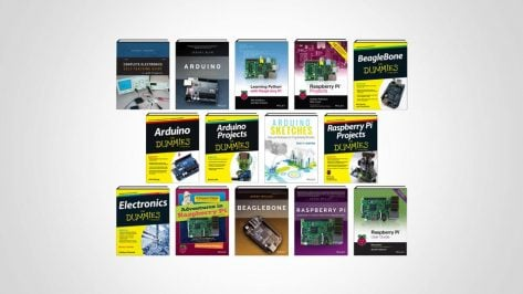 Featured image of [DEAL] DIY Electronics by Wiley Humble Book Bundle, Pay What You Want