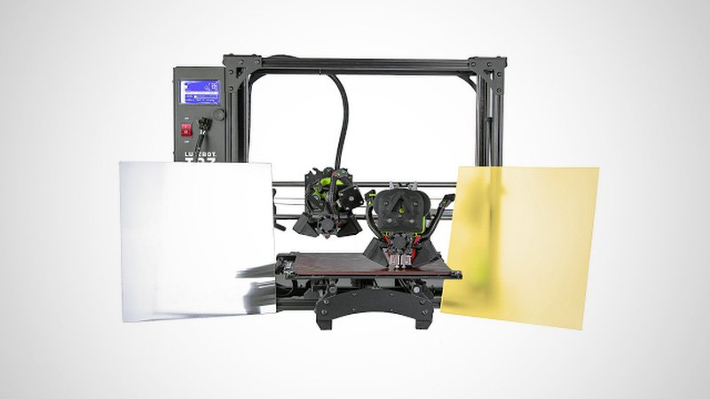 [DEAL] Lulzbot Taz 6 Dual Extrusion Platinum Edition, $200 Off | All3DP