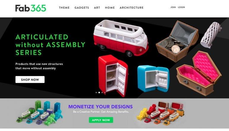 Image of Arquivos STL gratuitos e modelos de impressão 3D: Fab365