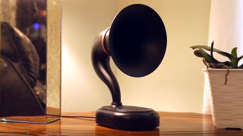 Gramazon: Turn Your Amazon Echo Dot Into a Gramophone with 3D Printing | All3DP