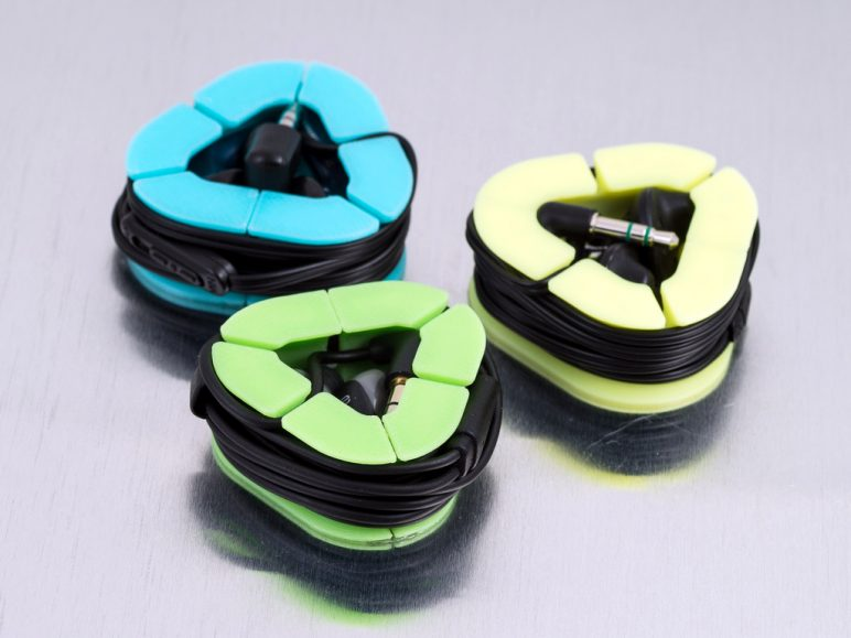 Image of Fun Things to 3D Print in an Hour (or Less): Earbud Case