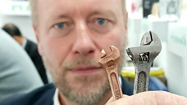 Featured image of ZYYX 3D Printer Unveils Patent-Pending Disruptive Metal 3D Printing Solution